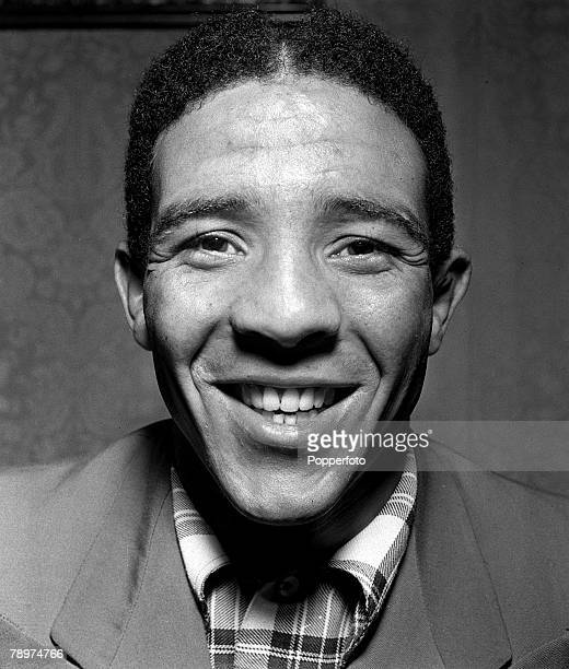 Boxing A portrait of Randolph Turpin Middleweight Champion of the World