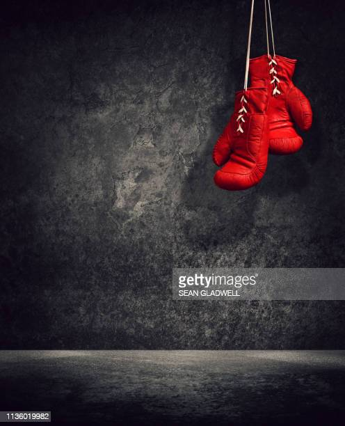 boxing background - boxing gloves stock pictures, royalty-free photos & images