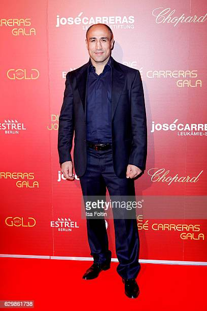 Boxing champion Arthur Abraham attends the 22th Annual Jose Carreras Gala on December 14 2016 in Berlin Germany