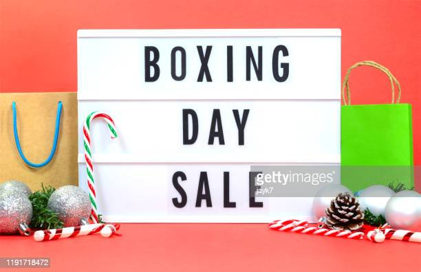 boxing day sale - boxing day stock pictures, royalty-free photos & images