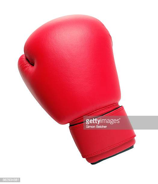 boxing glove - boxing gloves stock photos and pictures