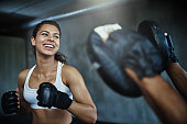 Boxing her way to a ripper body