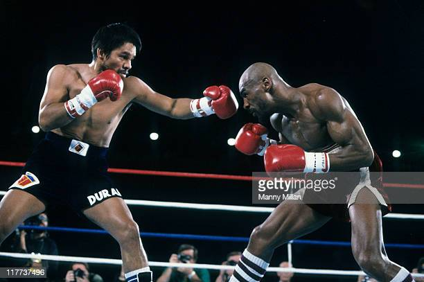 Marvin Hagler Stock Photos And Pictures Getty Images