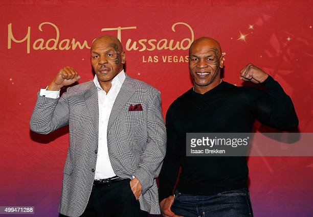 Boxing legend and entertainer Mike Tyson who played a role in Warner Bros Pictures popular comedy trilogy 'The Hangover' unveils his first Madame...