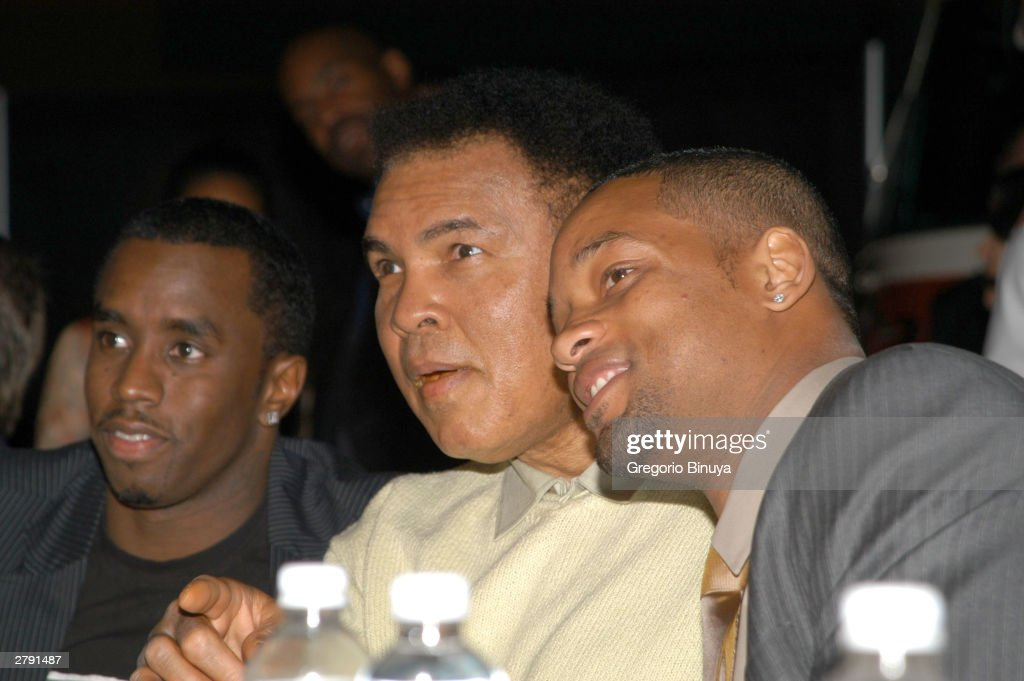 Muhammad Ali Book Launch Party In Miami
