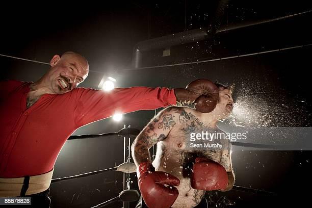 boxing - ノックアウト ストックフォトと画像