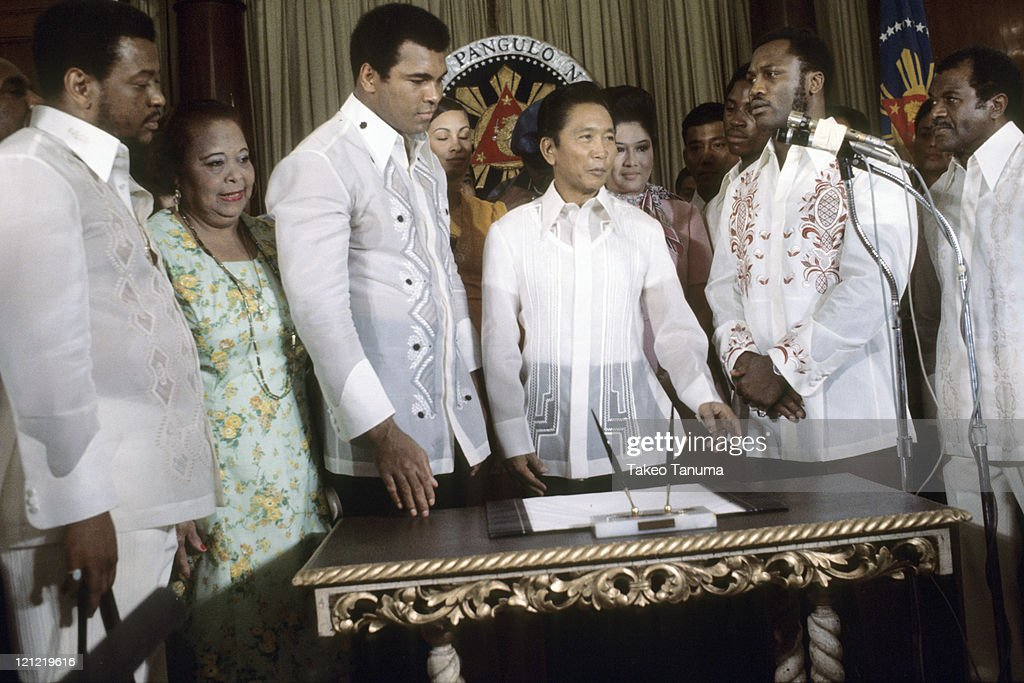 In Focus: 50 Years Since Ferdinand Marcos Became President Of The Philippines