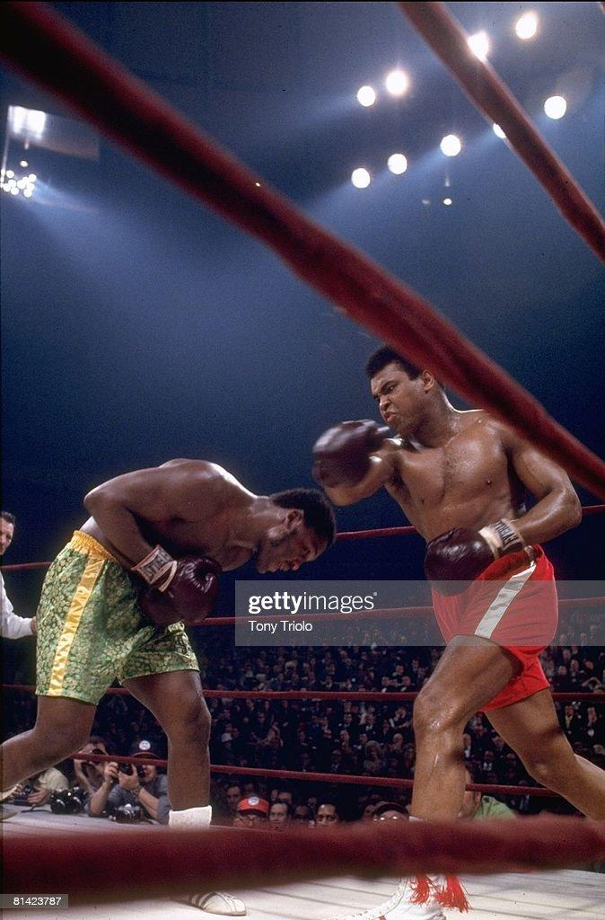 35 Years Ago Muhammad Ali Won Thrilla In Manila