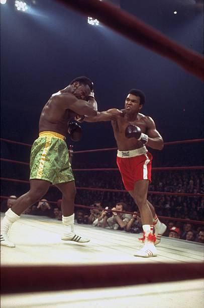 UNS: 8th March 1971 - Joe Frazier Versus Muhammad Ali