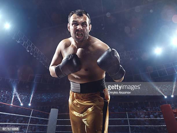 Boxing: Winner boxer