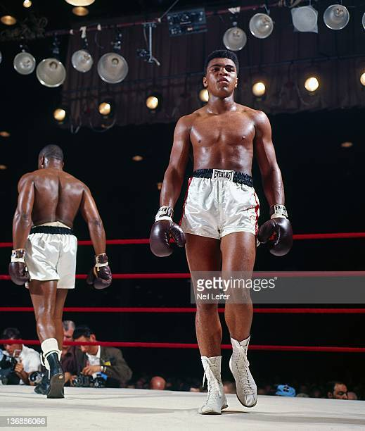 UNS: 25th February 1964 - Cassius Clay (Later Muhammad Ali) Wins Title Over Sonny Liston