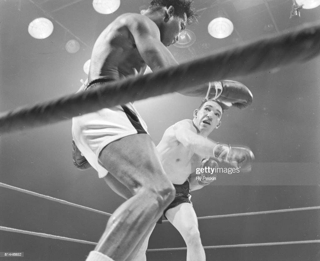 Boxer Gene Fullmer Dies At 83