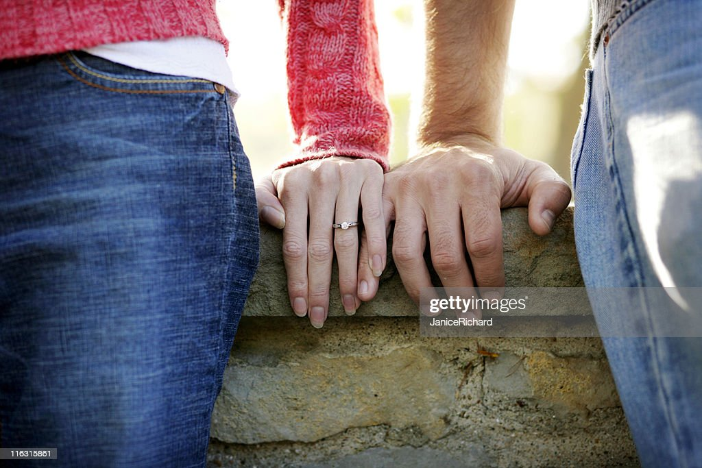 Boy and a Girl : Stock Photo