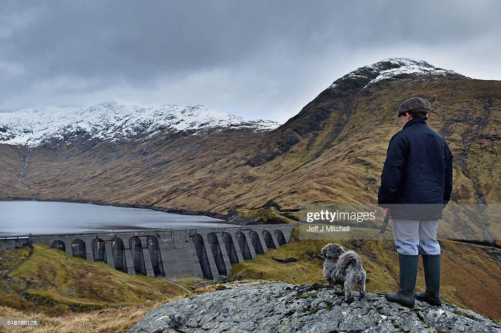 EU Referendum - Scotland's Renewable Energy Market : News Photo