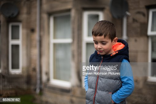 Boy and the Houses