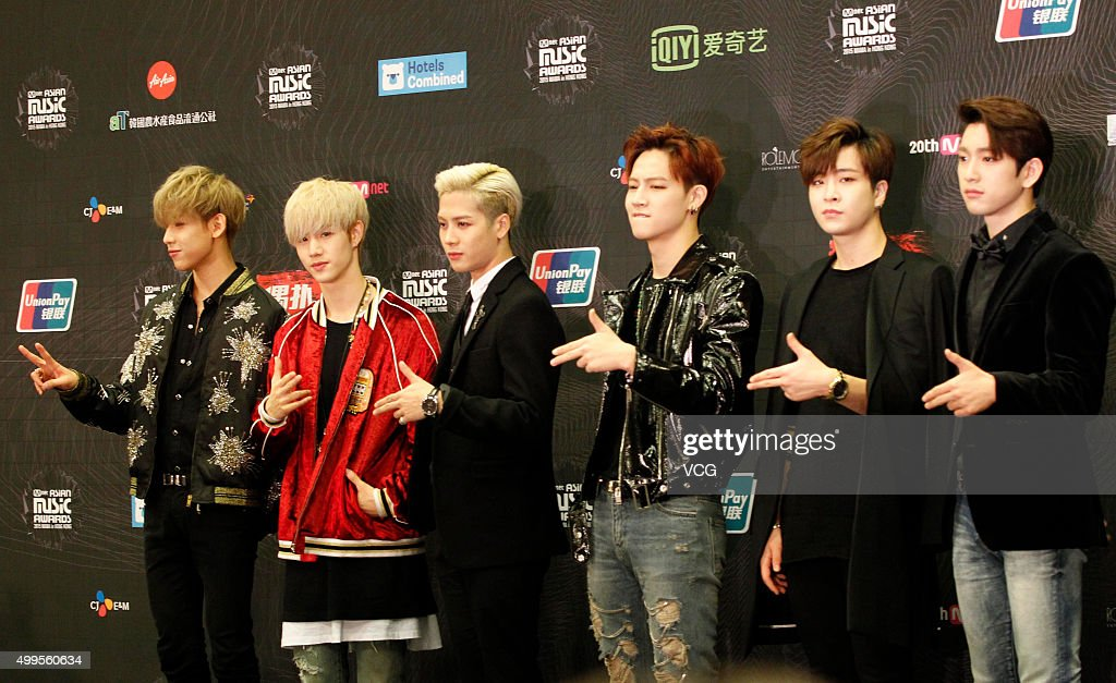 2015 Mnet Asian Music Awards Press Conference