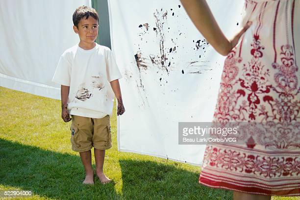 boy caught in the act - jaded pictures stock pictures, royalty-free photos & images