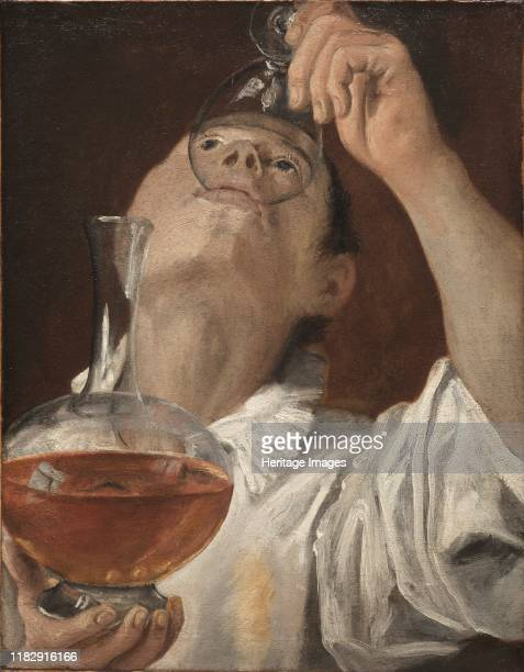 Boy Drinking 15821583 Together with his brother Agostino and cousin Lodovico Annibale Carracci introduced artistic reforms in Italy based on close...
