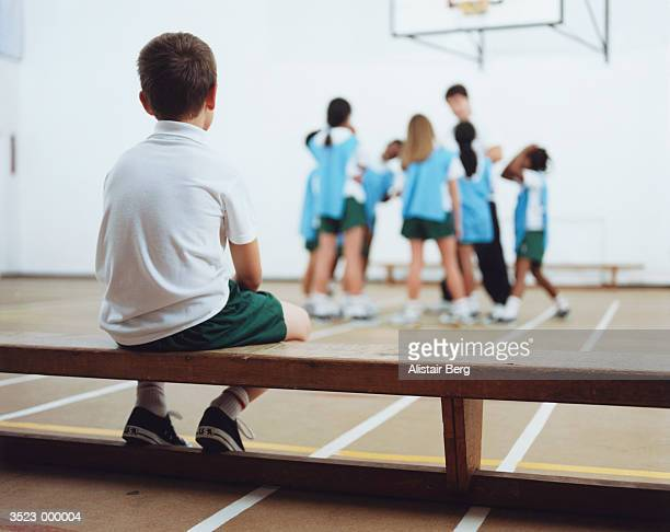 boy excluded from team - penalty stock pictures, royalty-free photos & images