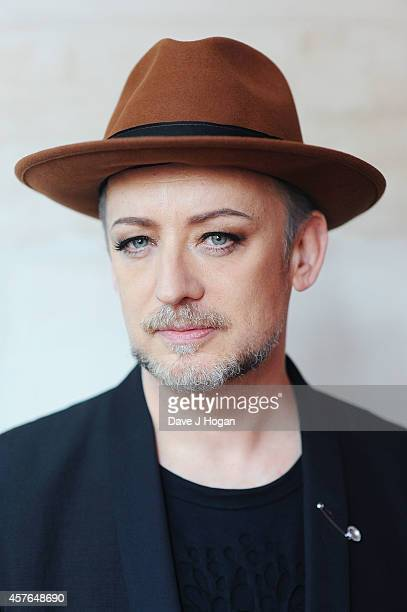 Boy George attends the Xperia Access Q Awards at The Grosvenor House Hotel on October 22 2014 in London England