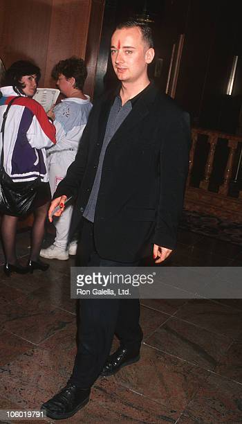 Boy George during Boy George and Paul Sorvino at Friars Club Roast of Whoopi Goldberg at New York Hilton Hotel in New York City New York United States
