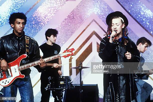 Boy Georges and Culture Club