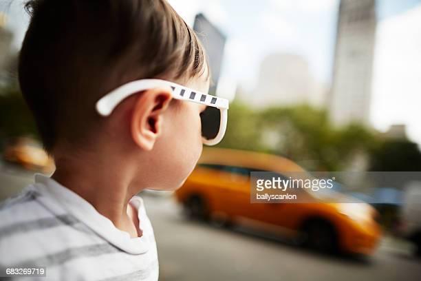 Boy In Manhattan.
