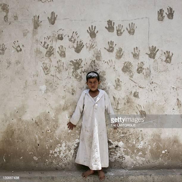 Boy in Yemen on May 15 2006