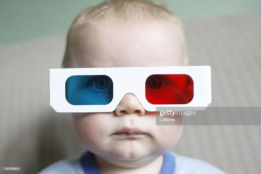 3D boy : Stock Photo