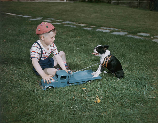 UNS: From The Archives: Dogs 'n' Kids