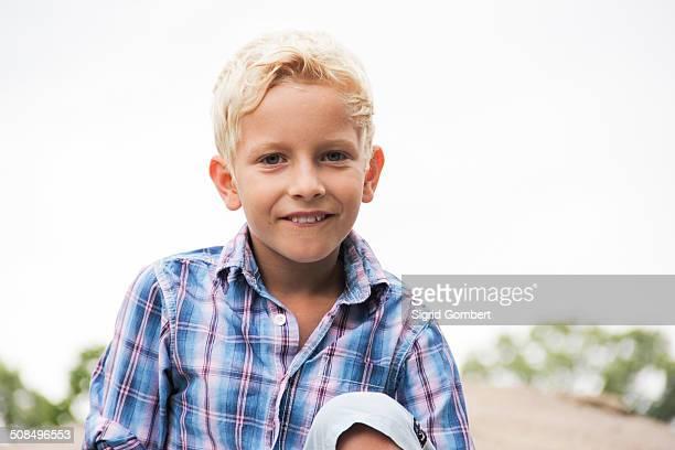 boy, portrait - sigrid gombert - fotografias e filmes do acervo