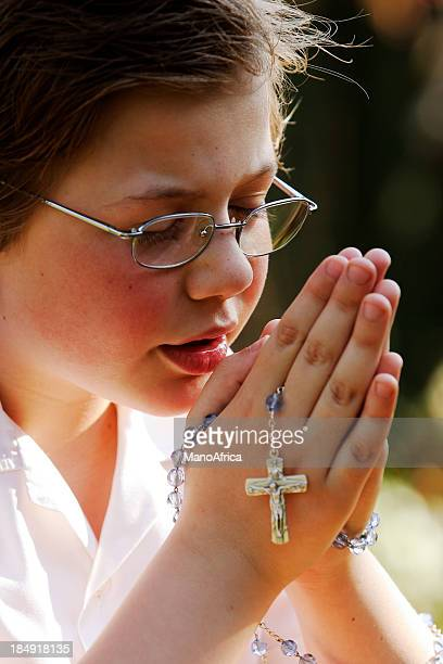 Boy Praying 2