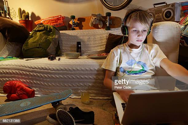Boys Bedroom Mess Stock Photos and Pictures | Getty Images