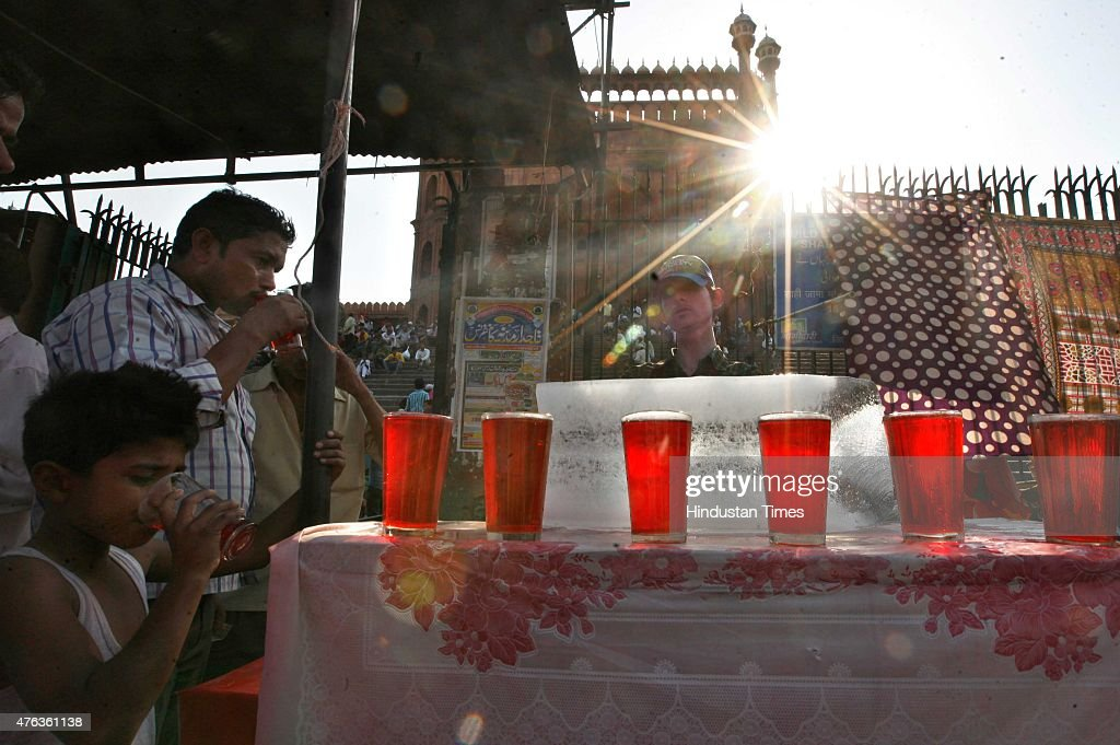 Hot Weather In Delhi/NCR : News Photo
