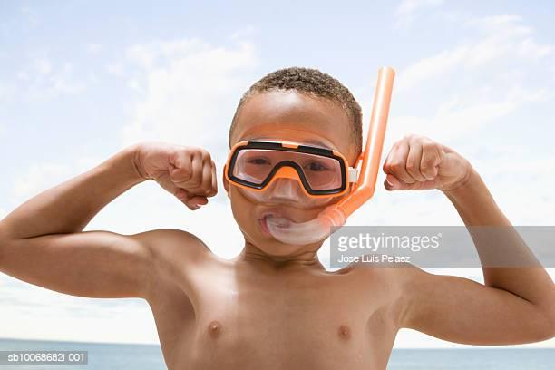 Little Boy Swim Trunks