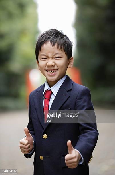 Boy smiling,close up,portrait