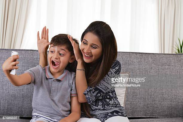 30 Top Indian Mother And Son Pictures, Photos and Images