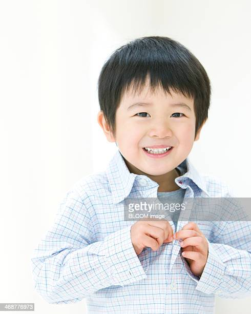 Boy Wearing Shirt