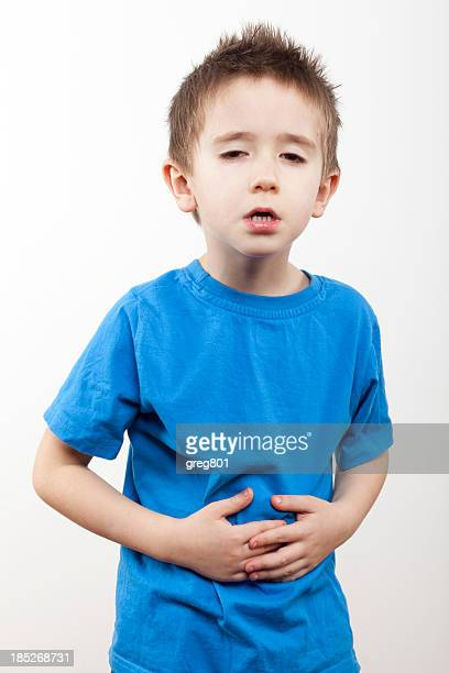 boy with abdominal pain XXXL