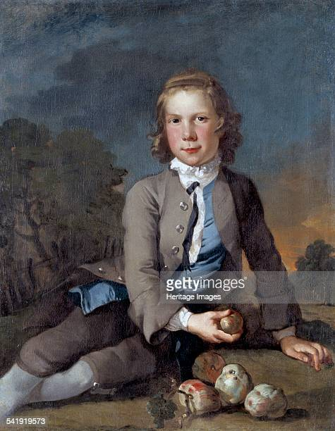 Boy with apples' 17291740 Artist Richard Wilson