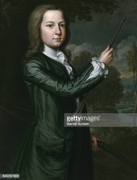 Boy with Bow and Arrow by John Singleton Copley