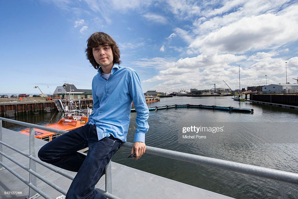 Boyan Slat Launches The Ocean Clean Up North Sea Prototype