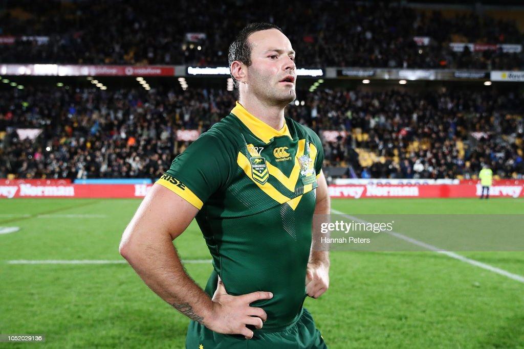 New Zealand v Australia : News Photo