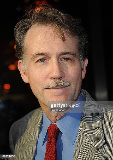 Boyd Gaines attends the Broadway opening night of 'The Philanthropist' at the Roundabout Theatre Company's American Airlines Theatre on April 26 2009...
