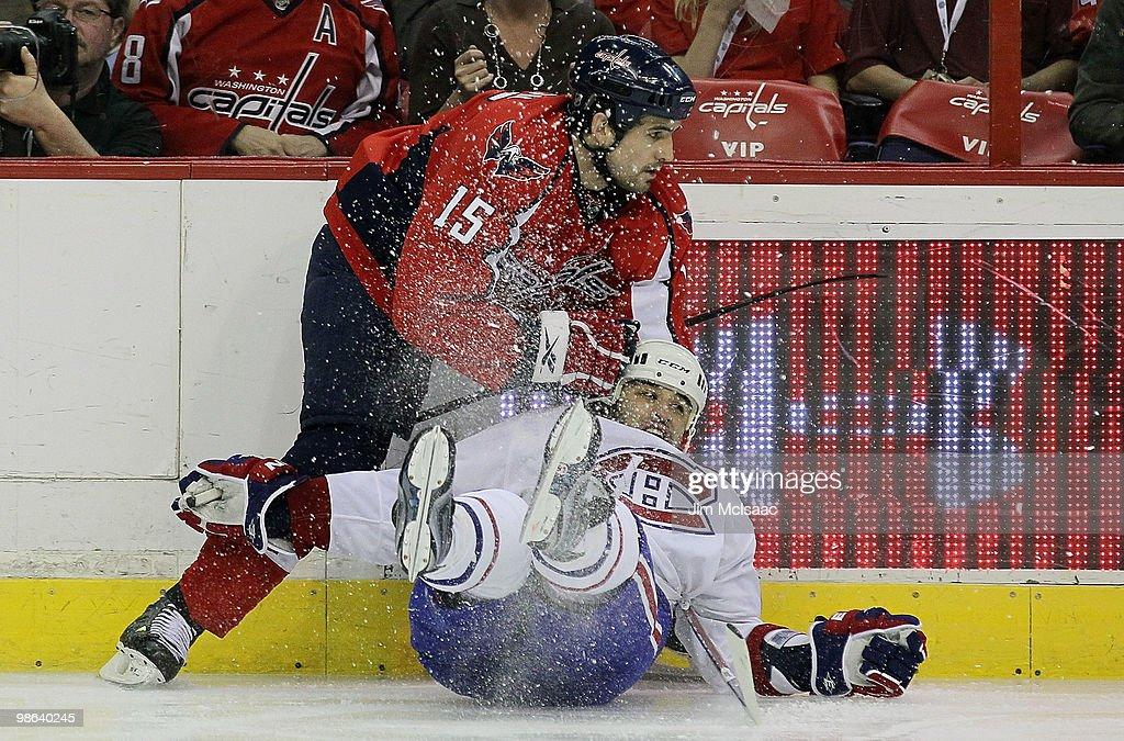 Montreal Canadiens v Washington Capitals - Game Five