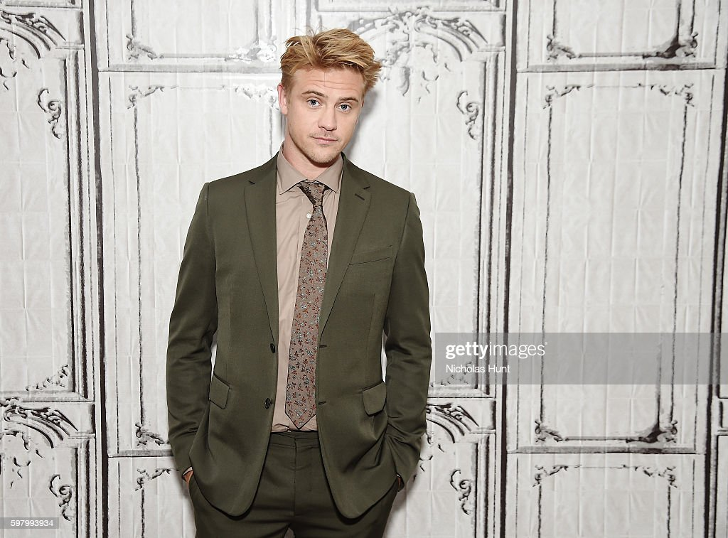 "AOL Build Presents Boyd Holbrook Discussing Season 2 Of Netflix's ""Narcos."""