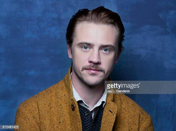 Boyd Holbrook of the film 'The Free World' poses for a portrait at the 2016 Sundance Film Festival on January 24 2016 in Park City Utah CREDIT MUST...