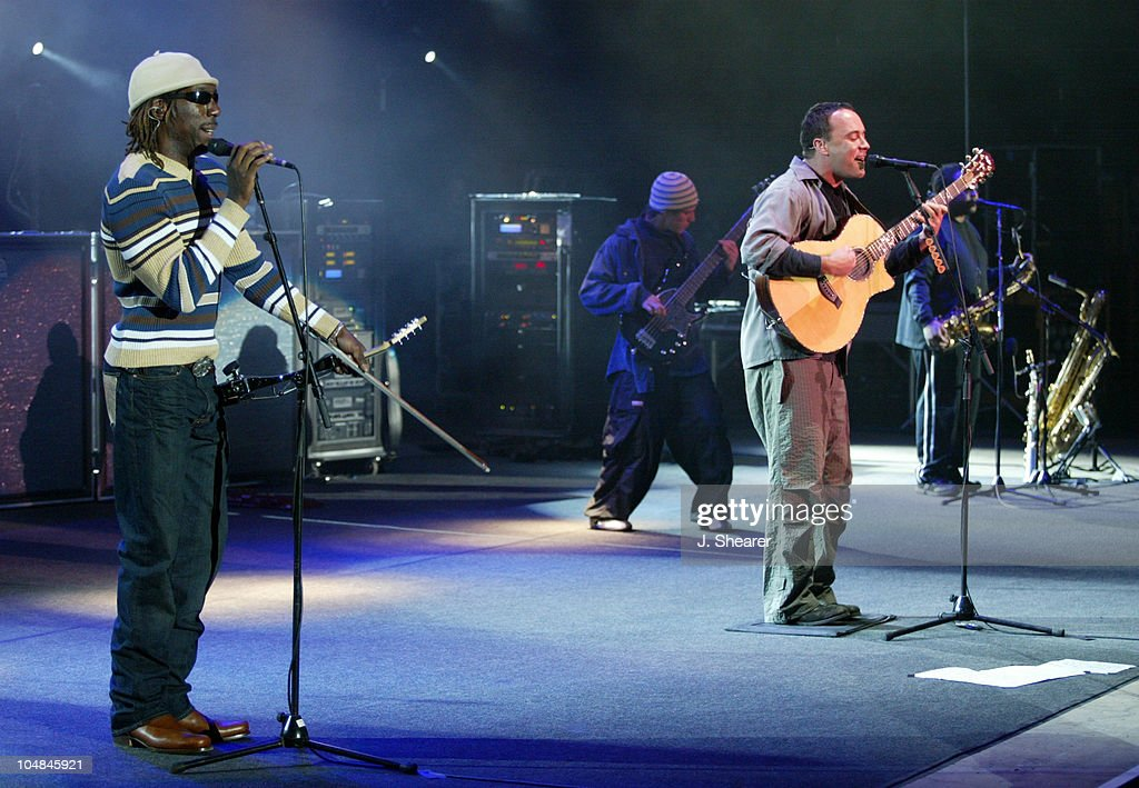 Dave Matthews Band in Concert at Shoreline