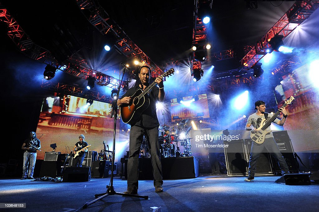 Dave Matthews Band And Raphael Saadiq In Concert - Concord, CA
