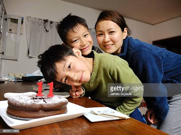 Boy`s 11th Birthday